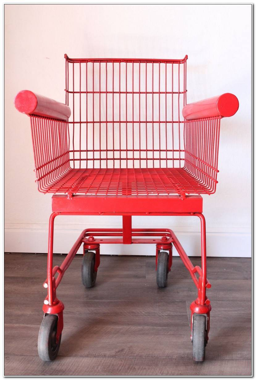Best Fauteuil Design Rouge
