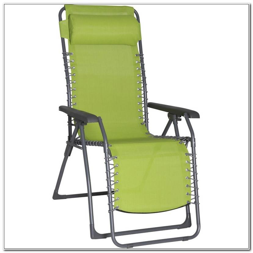 Best Fauteuil Relax Camping