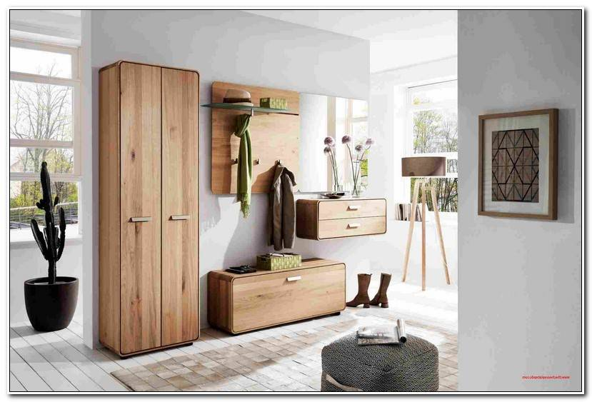 Best Of Garderobe Massivholz