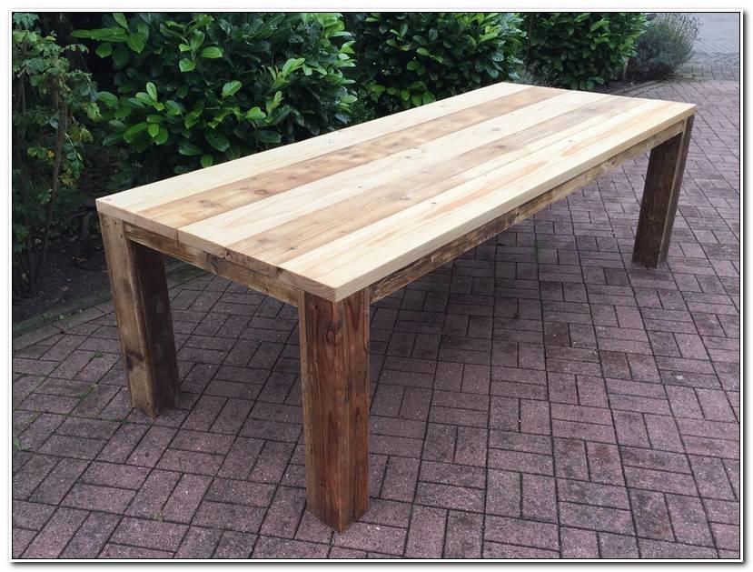Best Of Gartentisch Holz Selber Bauen