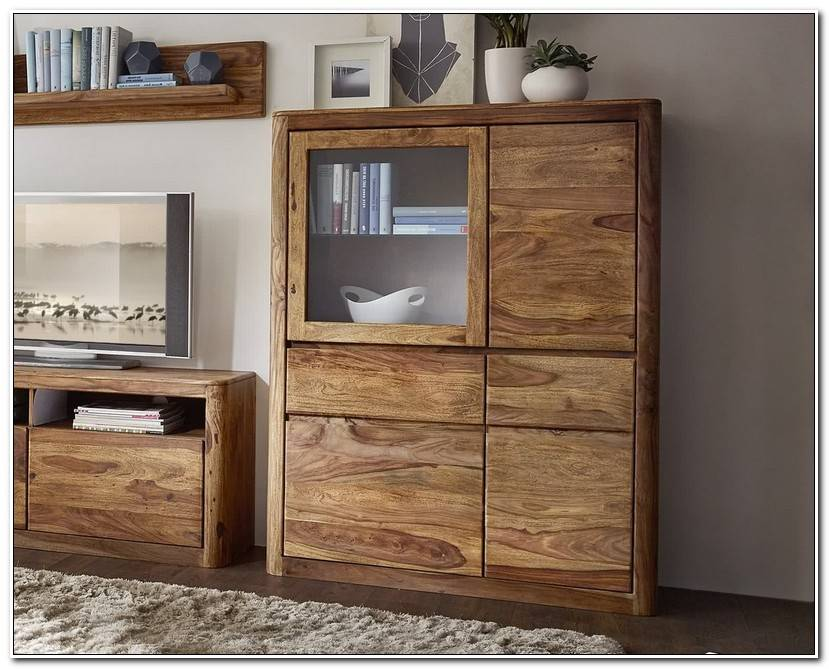 Best Of Highboard Massivholz
