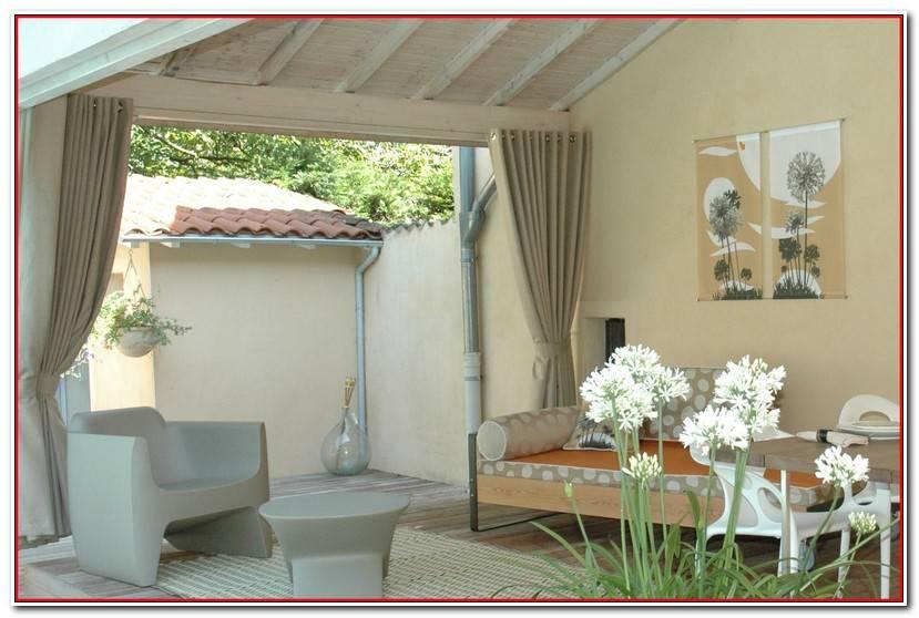 Best Rideaux Pour Terrasse Couverte