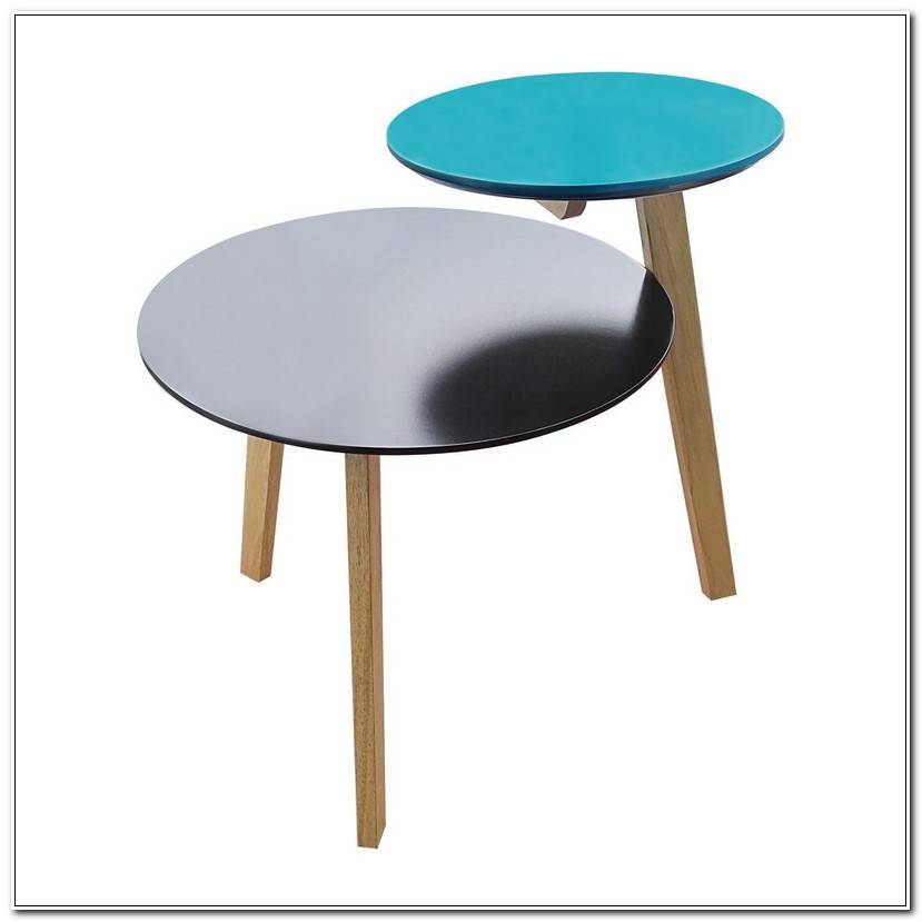 Best Table Basse Potiron