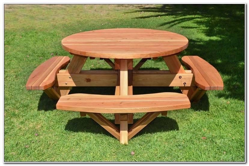 Best Table De Picnic Bois