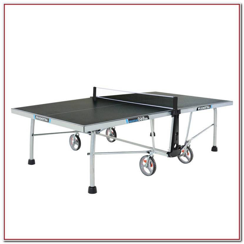 Best Table De Ping Pong Decathlon