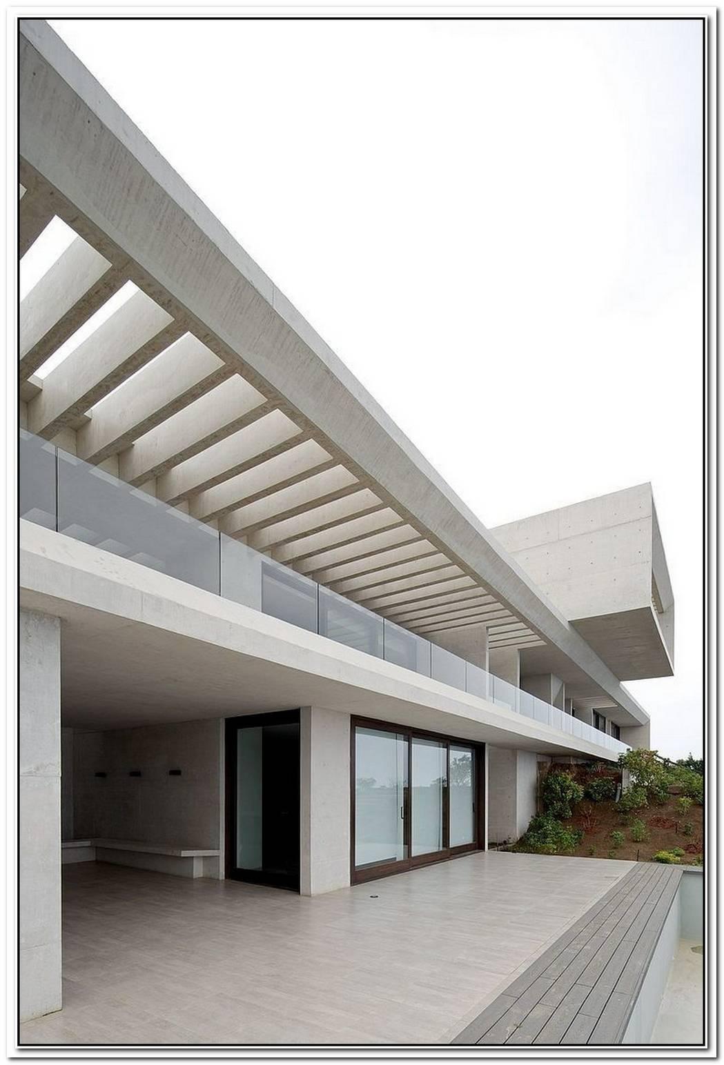 Big Contemporary House By Gonzalo Mardones Viviani