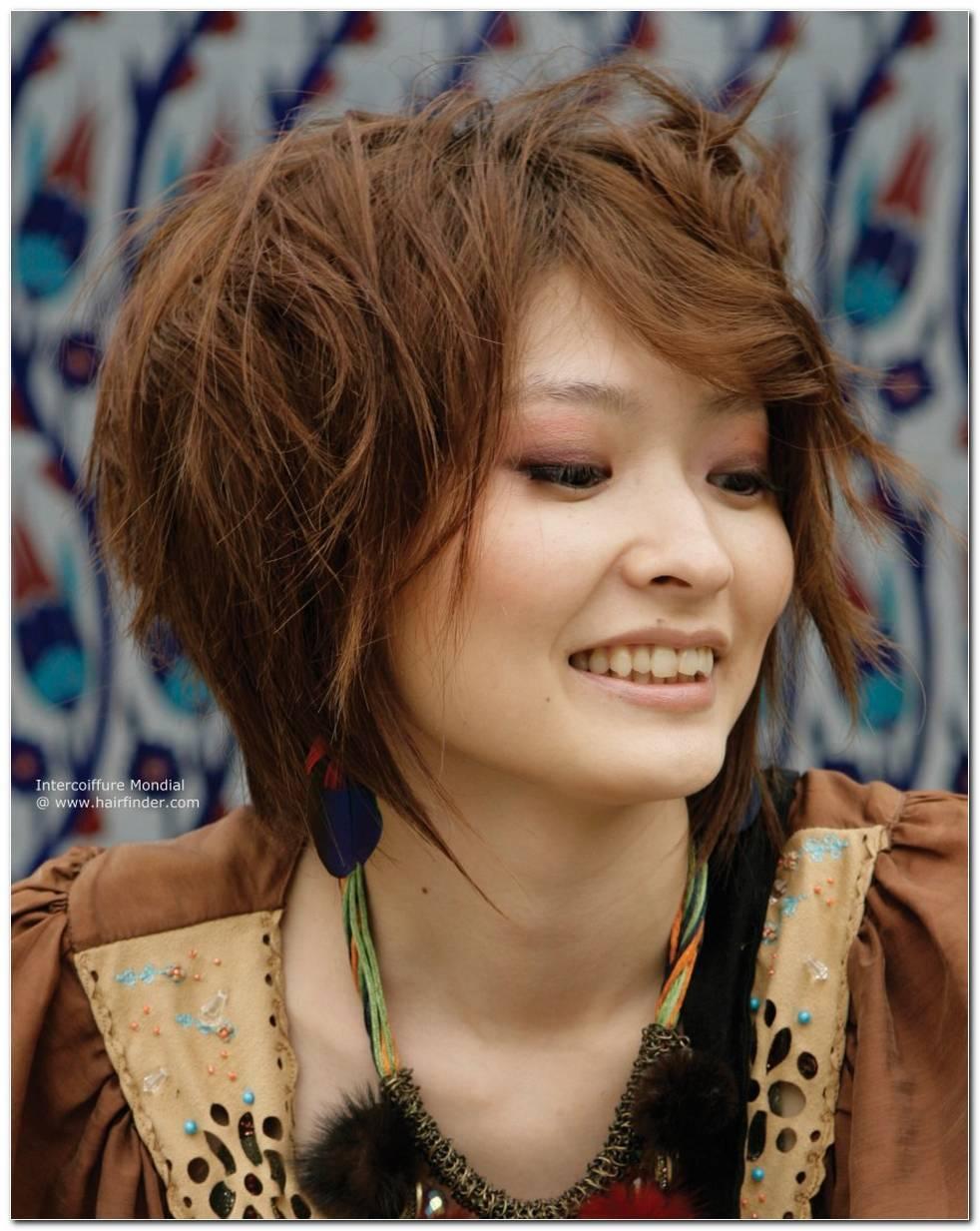 Bilder Durchgestufte Frisuren