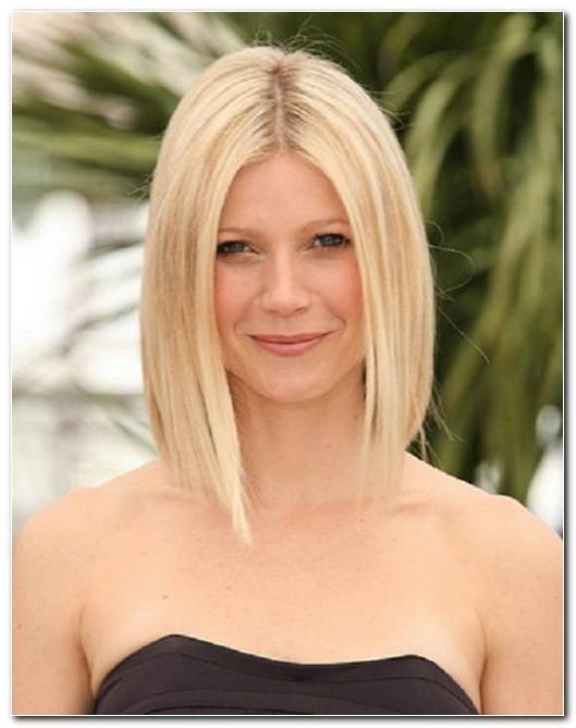 Bilder Frisuren Mittellang Blond
