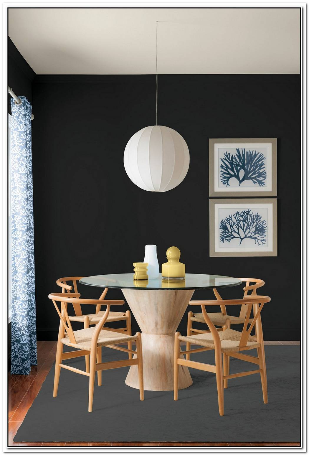 Black Is Back As The 2018 Color Of The Year