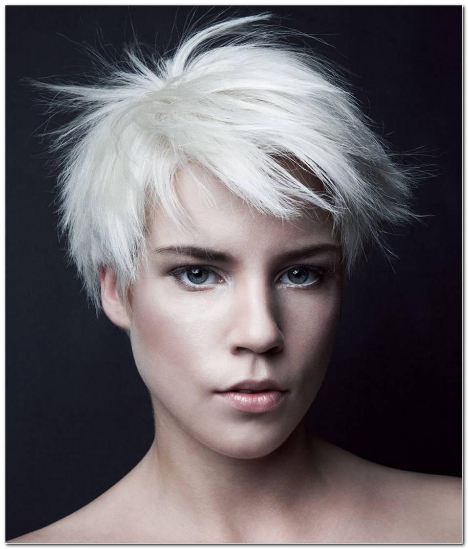 Blond Frisuren Kurz