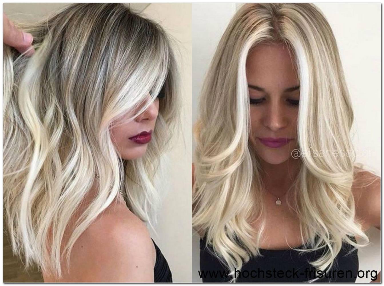Blonde Frisuren 2017
