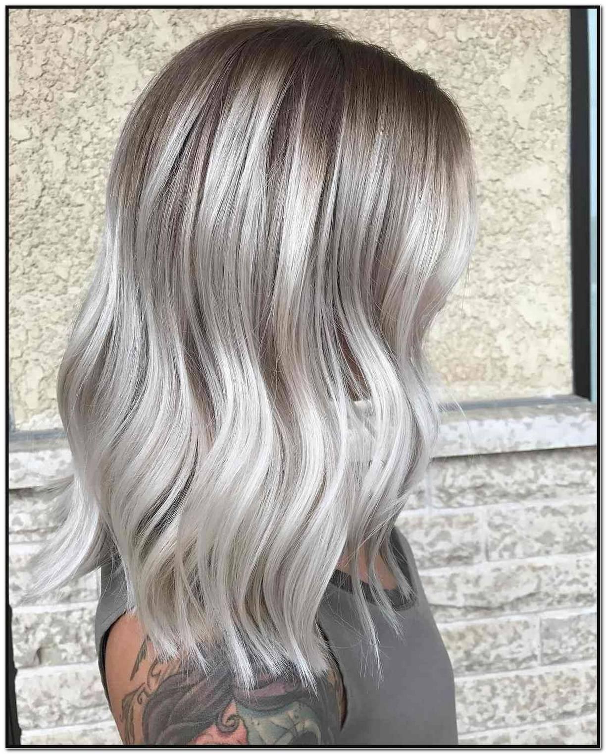 Blonde Frisuren 2018