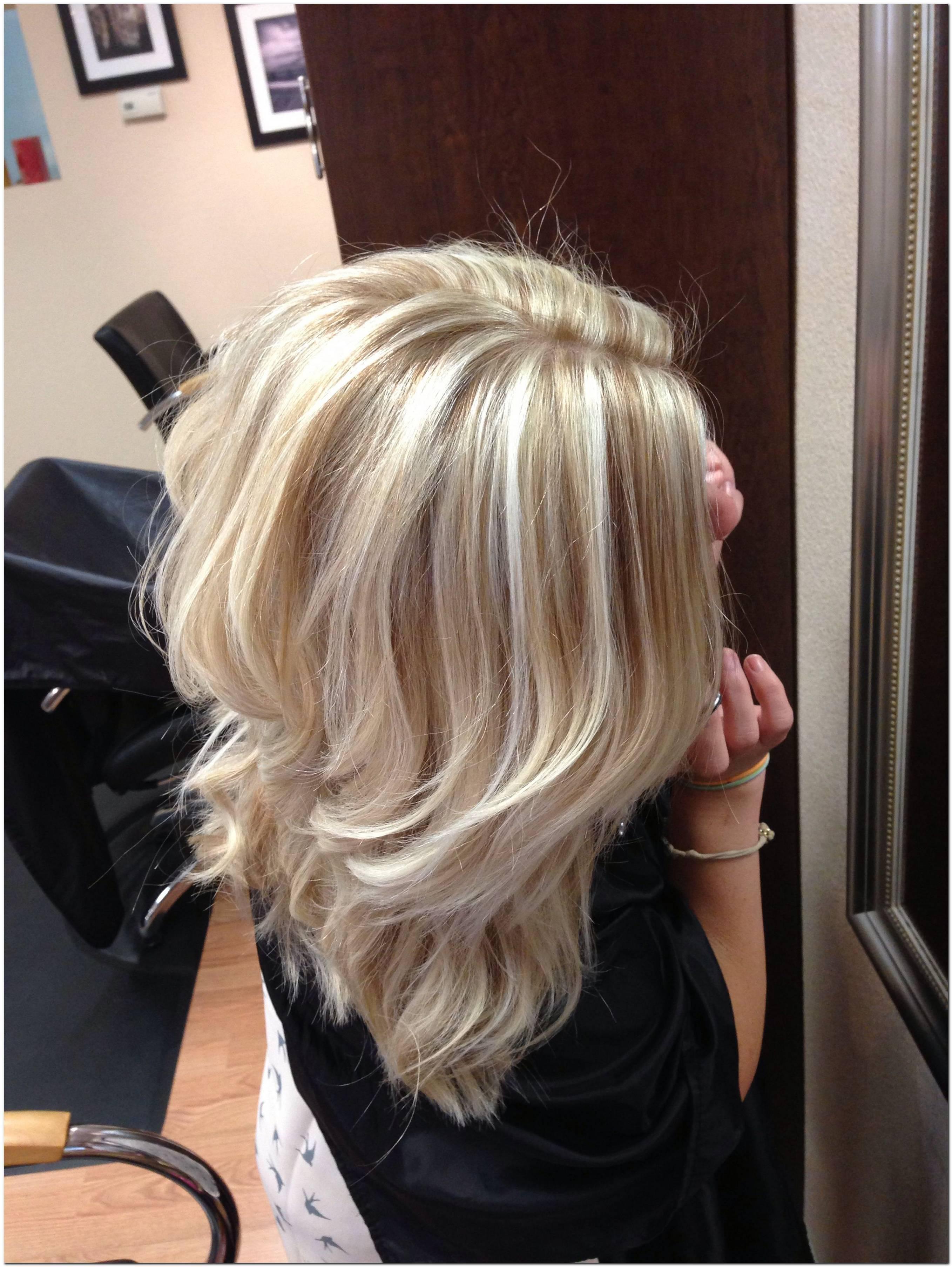 Blonde Frisuren Mit SträHnen
