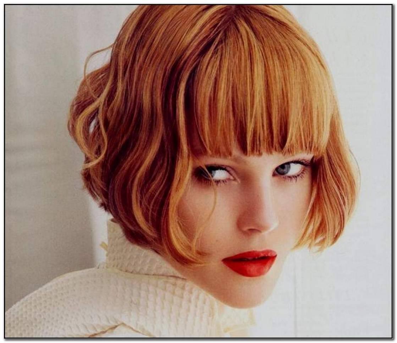 Bob Frisuren Rote Haare