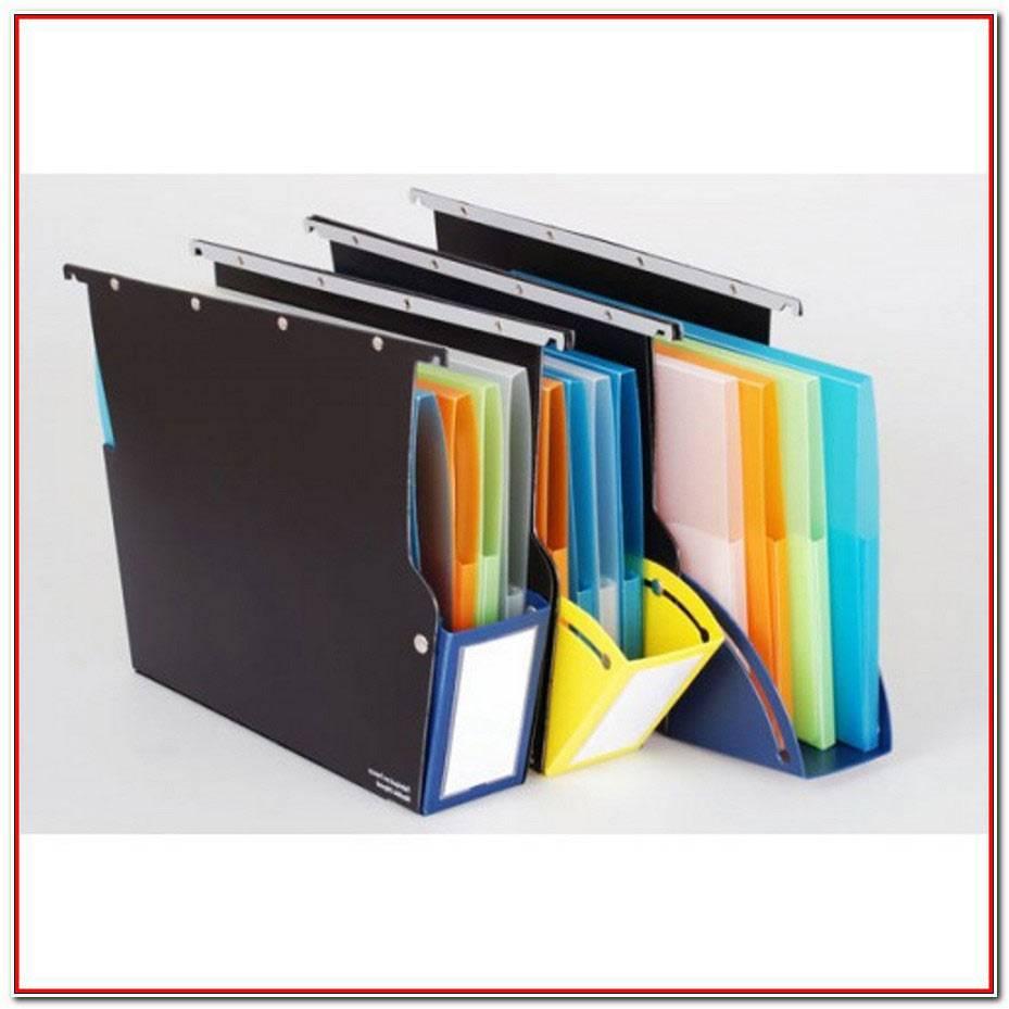 Boite De Rangement Papier Administratif