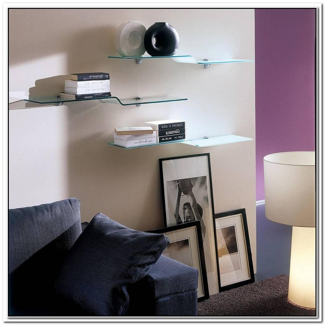 Bontempi Glass Shelves Design