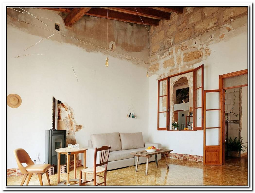 Budget Makeover Of Abandoned Spanish Home Provides Affordable Housing