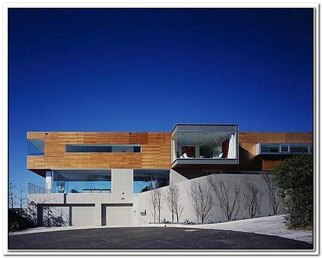 Bueth Residence On Hollywood Hills By SPF Architects