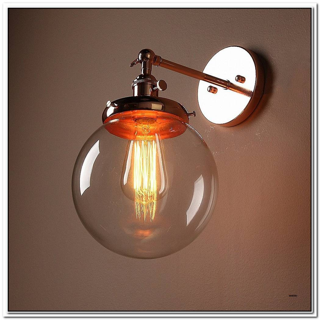 Bulb Edison Bathroom Modern Brown