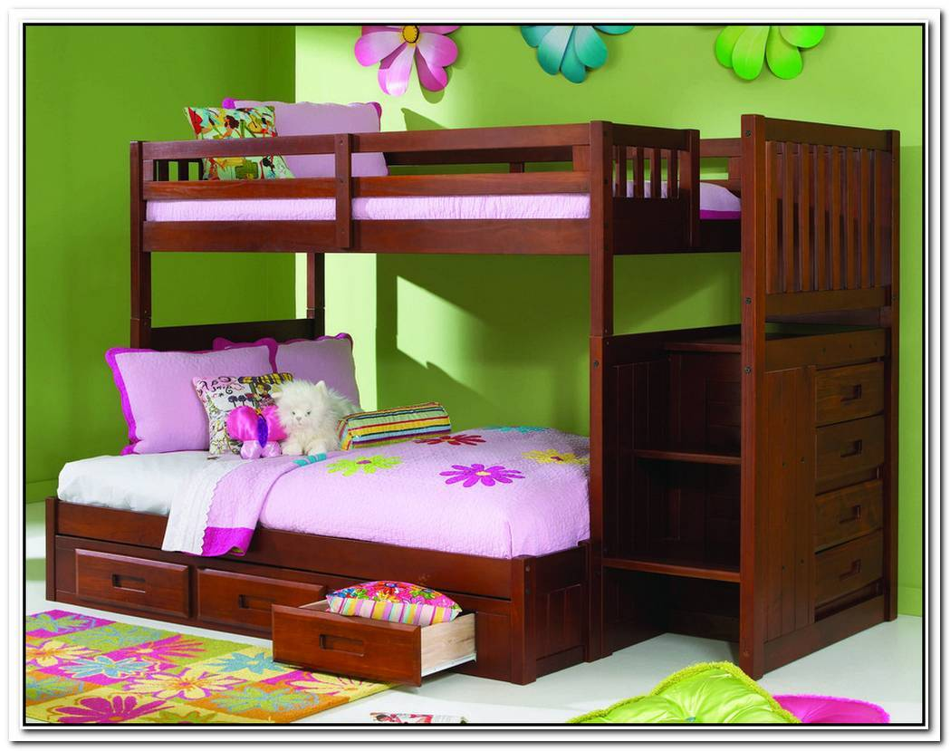 Bunk Bed Bedroom Furniture For Kids