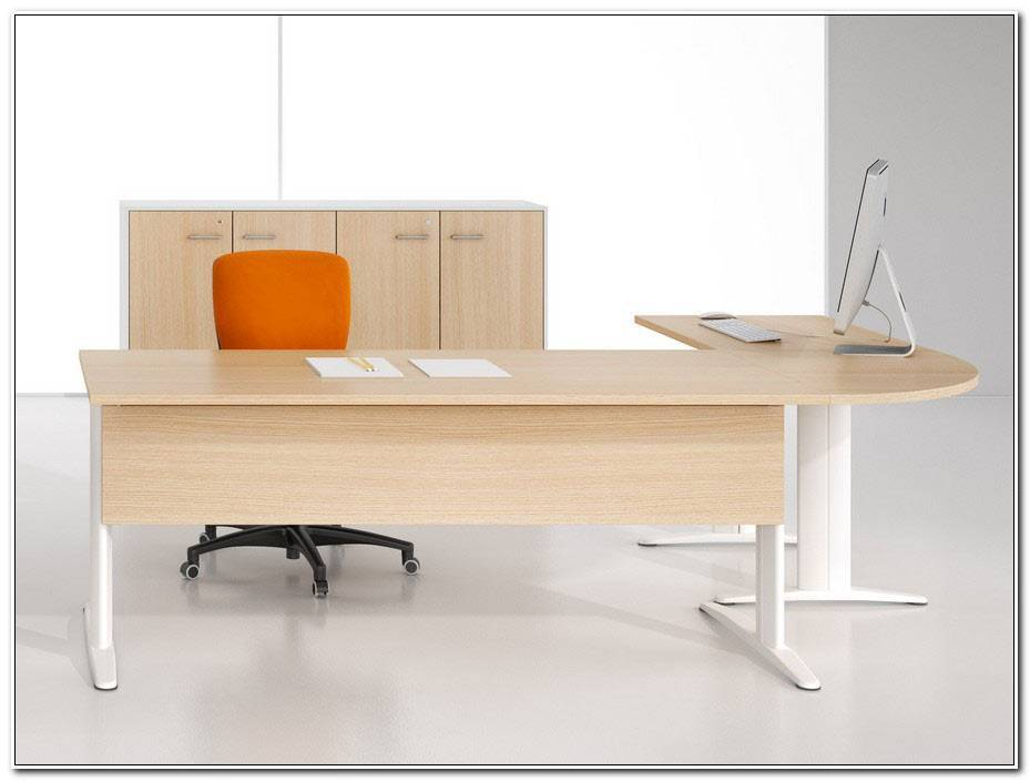 Bureau Dangle Bois Clair