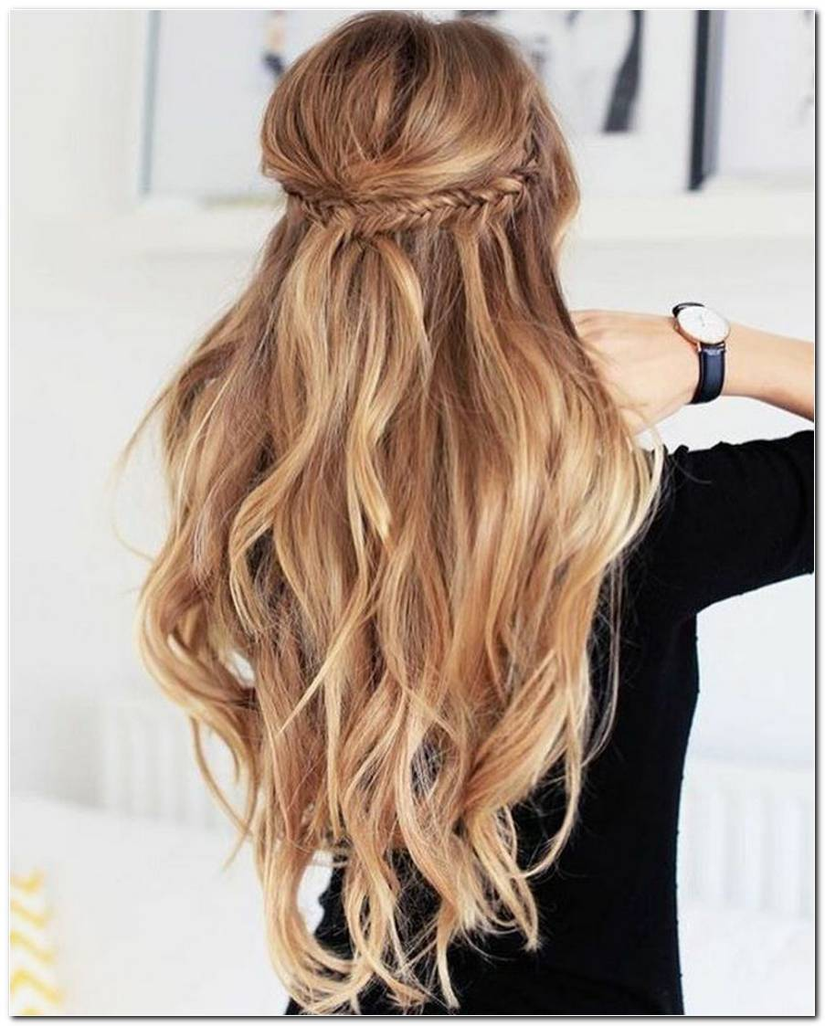 Business Frisuren Lange Haare