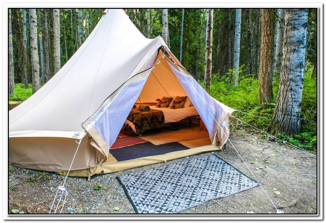 Camping Is Now More Glamorous And Comfortable Than Ever With The Right Accessories