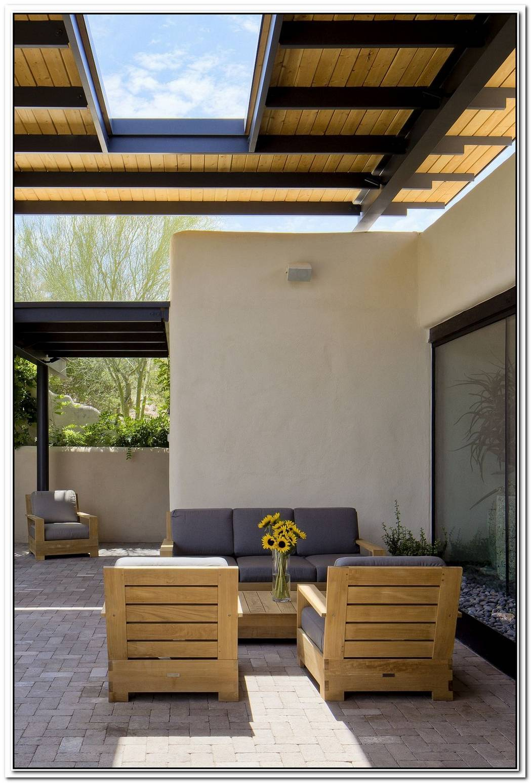 Canopy HouseOutdoor Living Area And Kitchen You Will Love