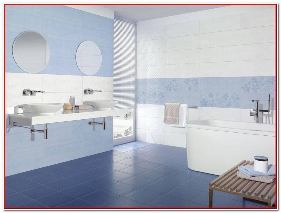 Carrelage Salle De Bain Bleu