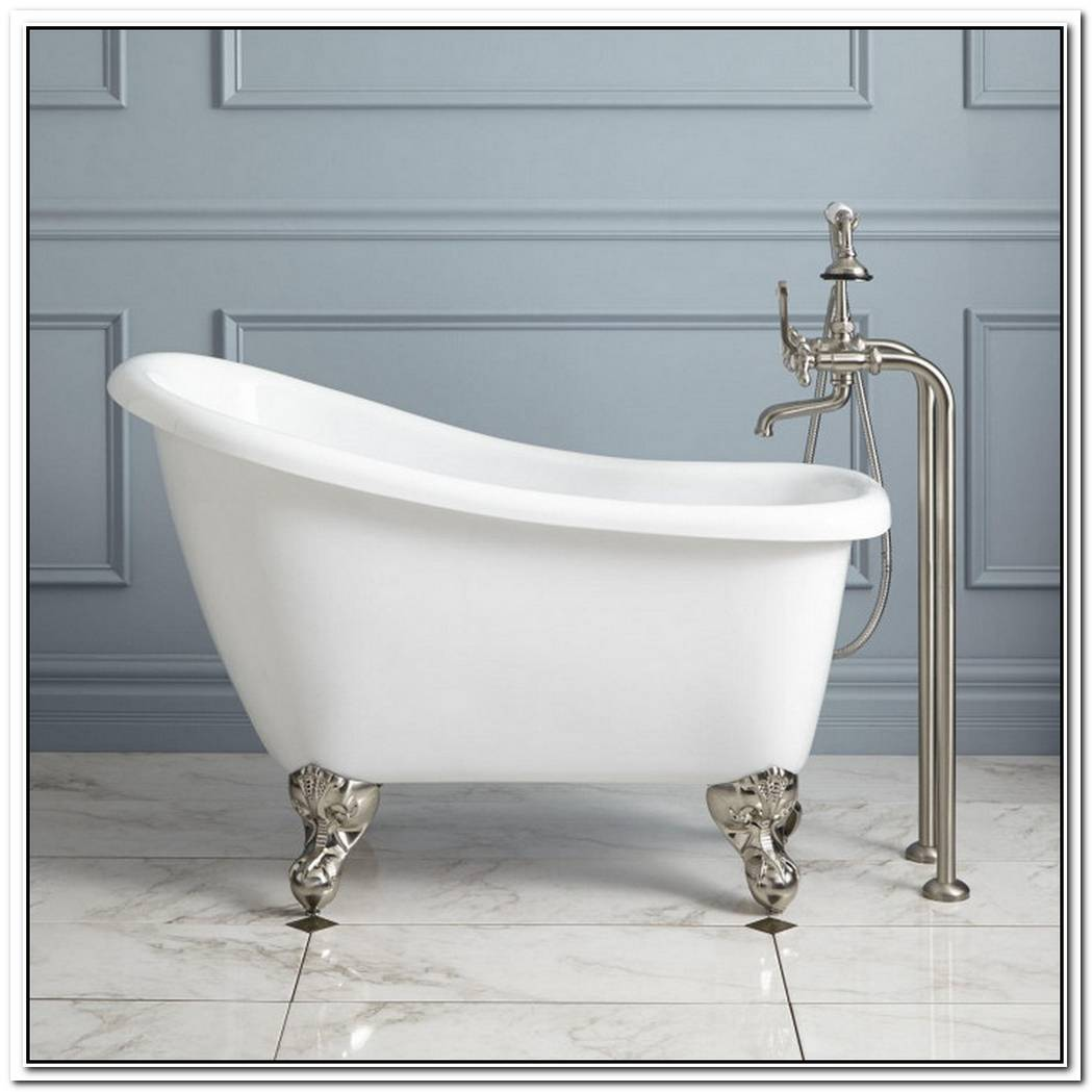 Carter Vintage Bathroom Clawfoot Tub