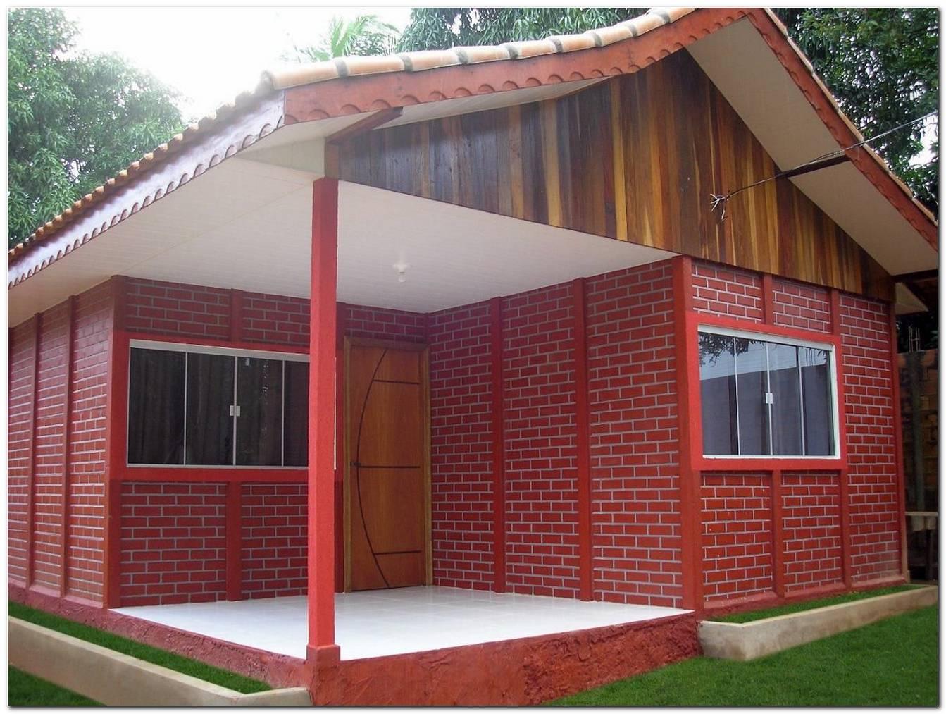 Casa Pre Fabricada De Concreto