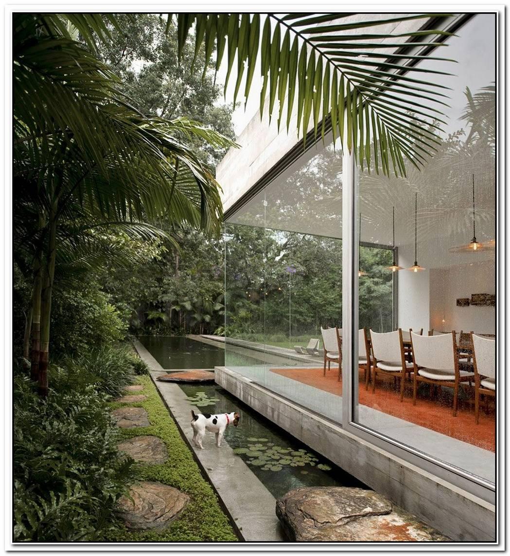 Casa Yucatan By Isay Weinfeld