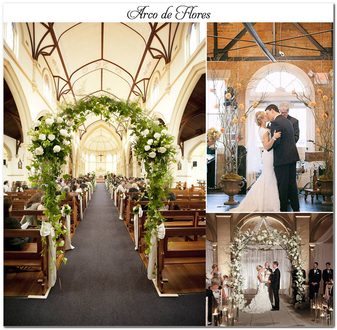 Casamento A Decoração Da Igreja Tem Que Ser A Mesma Da Festa