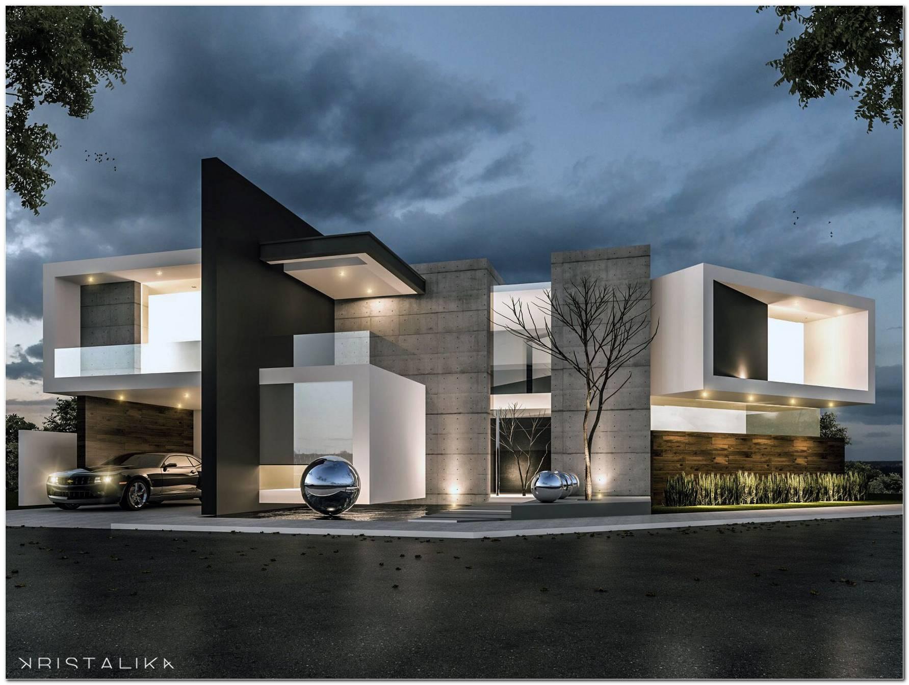Casas Com Arquitetura Modern