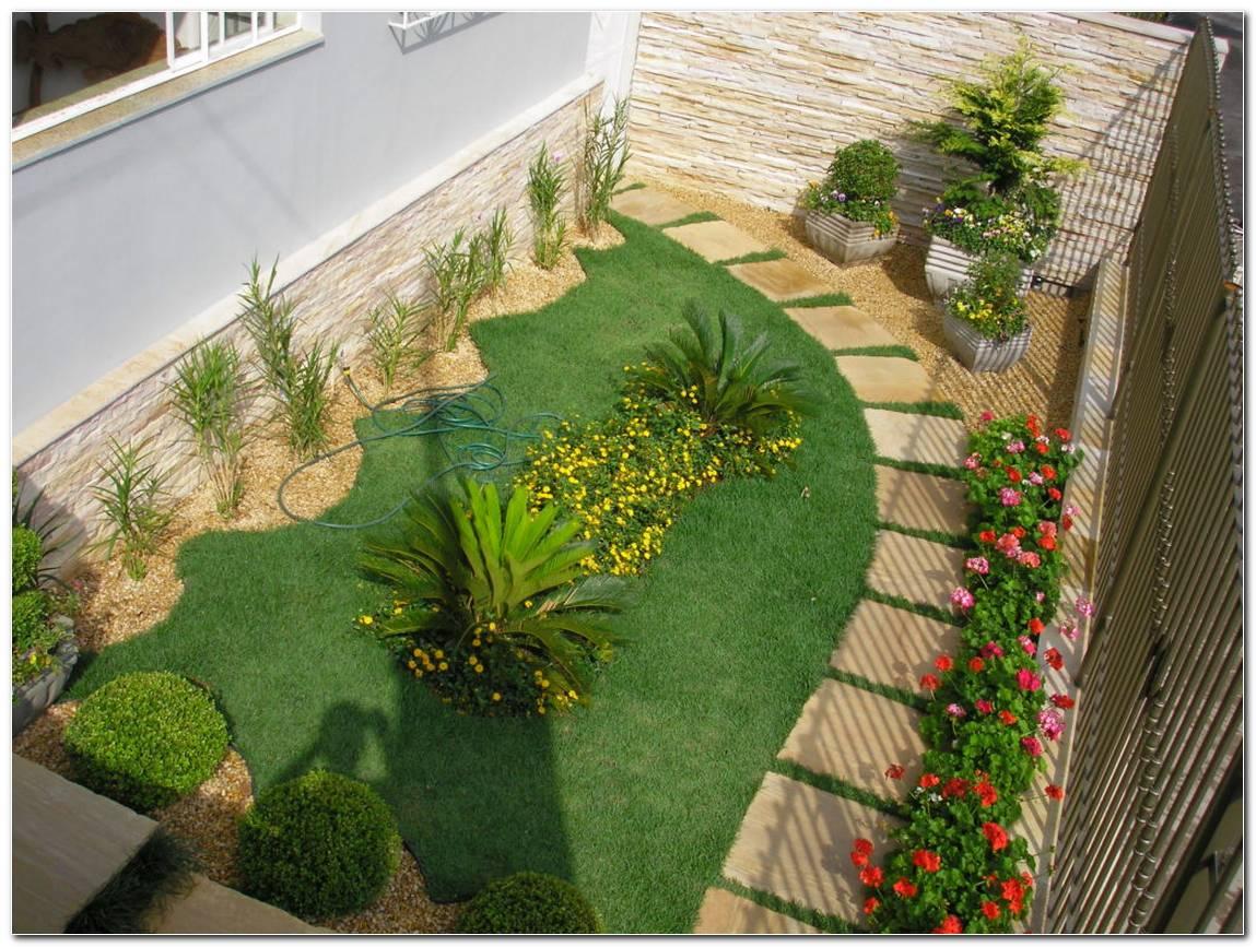 Casas Com Jardins Externos