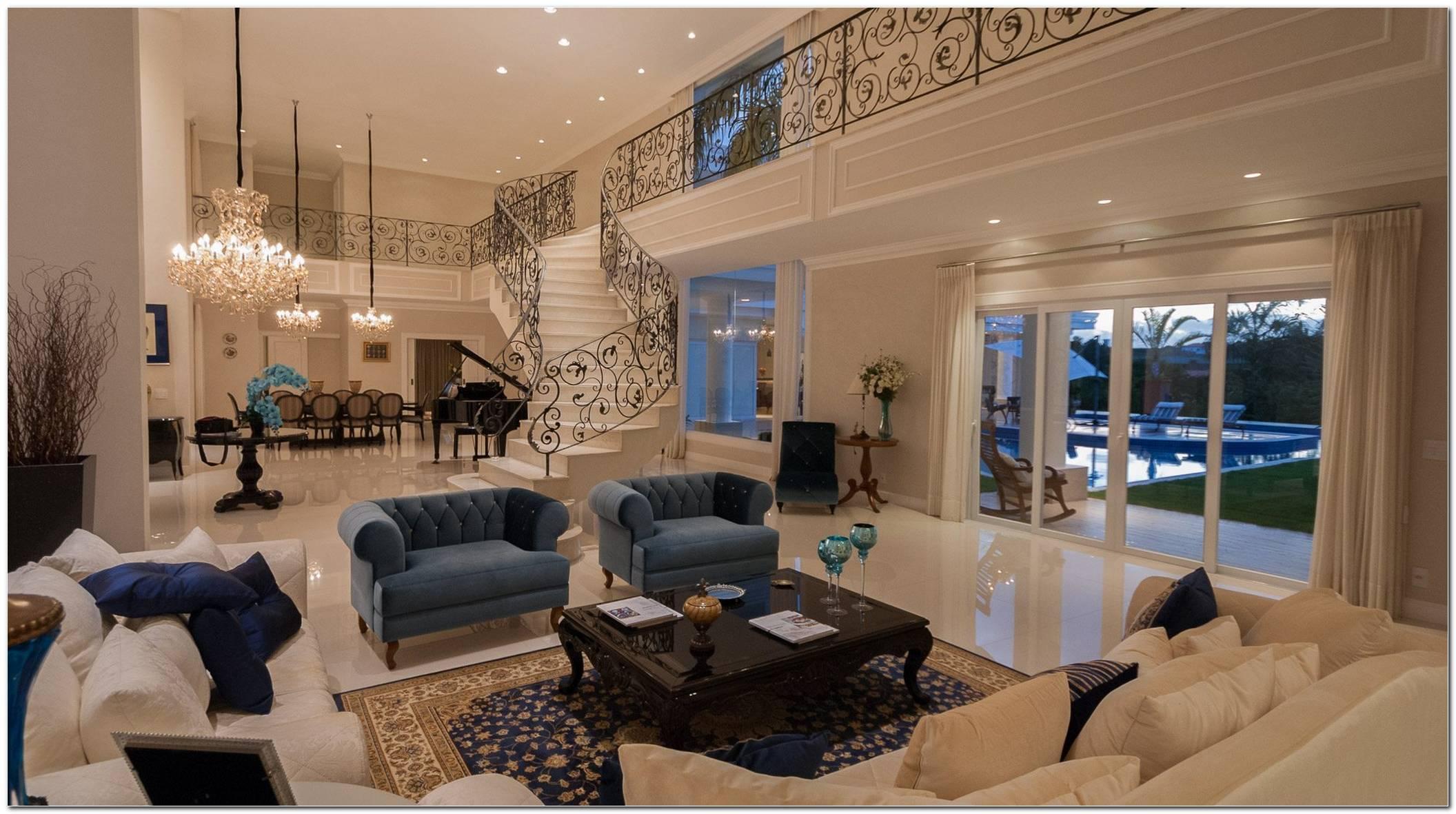 Casas De Luxo Por Dentro