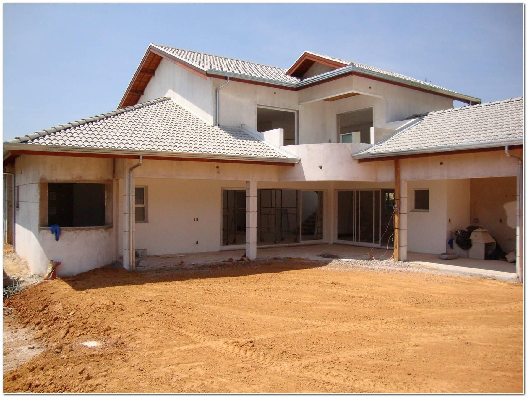 Casas E Construção