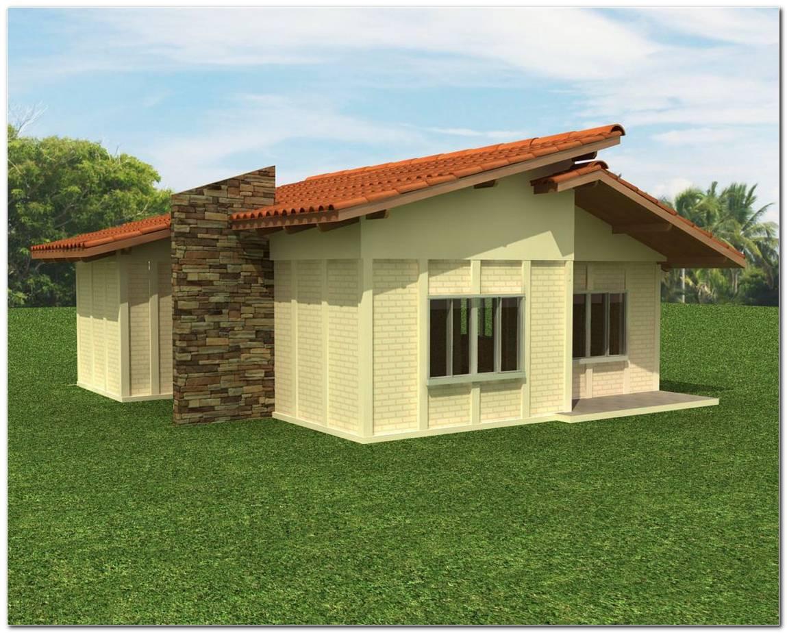 Casas Pré Fabricadas Em Concreto Preço