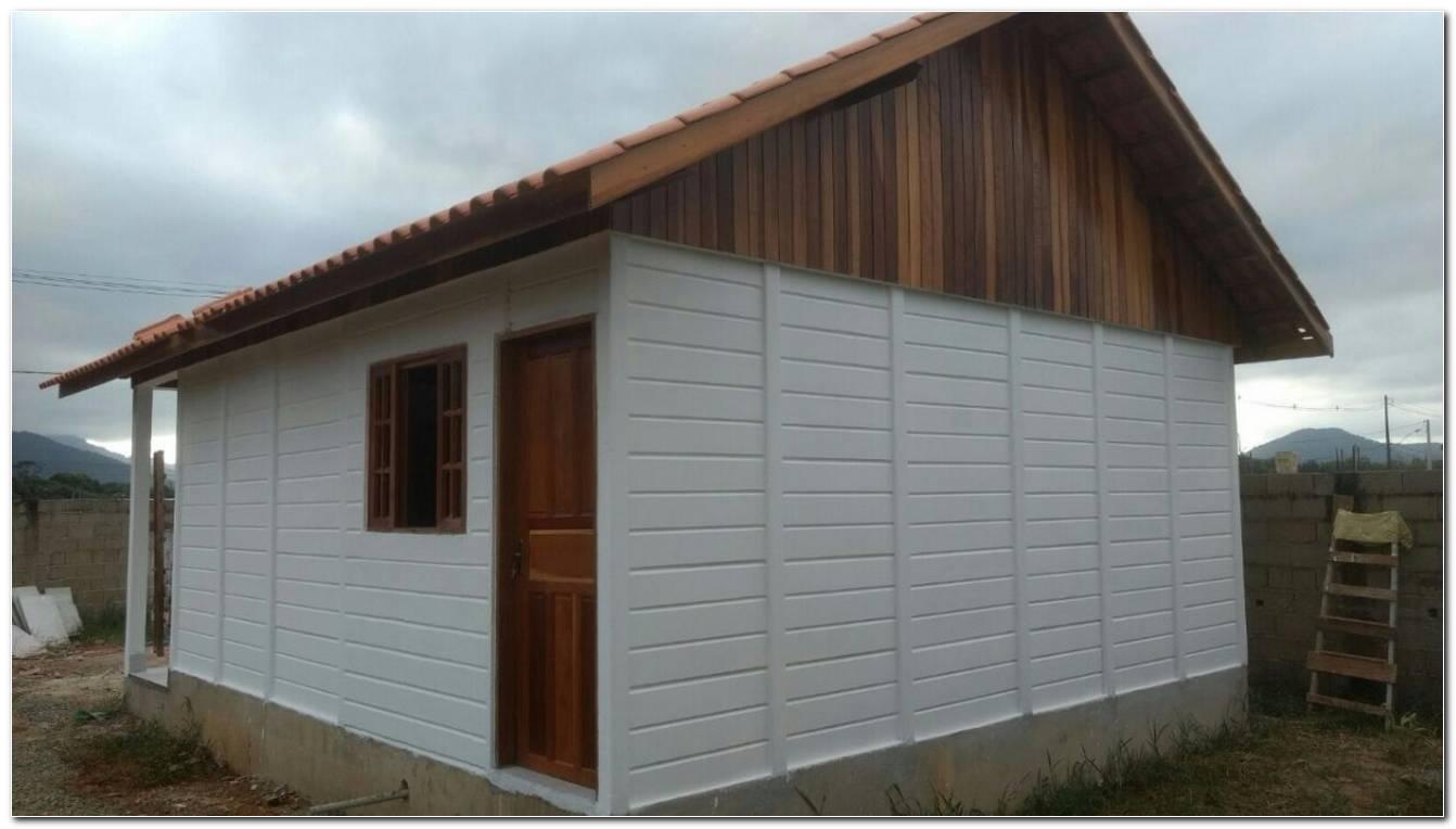 Casas Pré Fabricadas Em Concreto