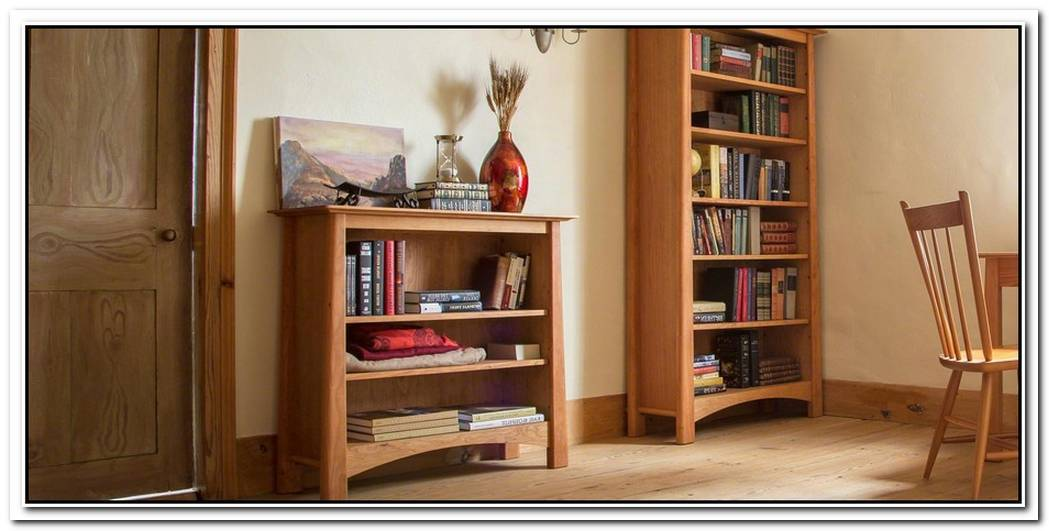Catalina Walnut Tower Bookshelves