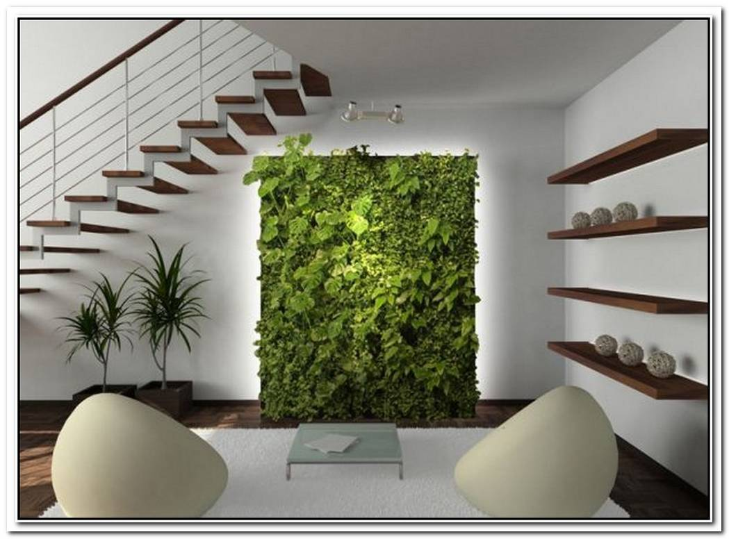 Celebrate This Earth Day With Green Living Wall Installations For Your Modern Interiors