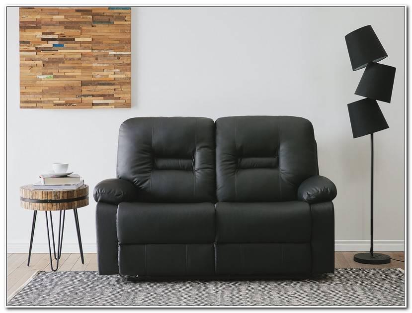 Certain Couch Schwarz