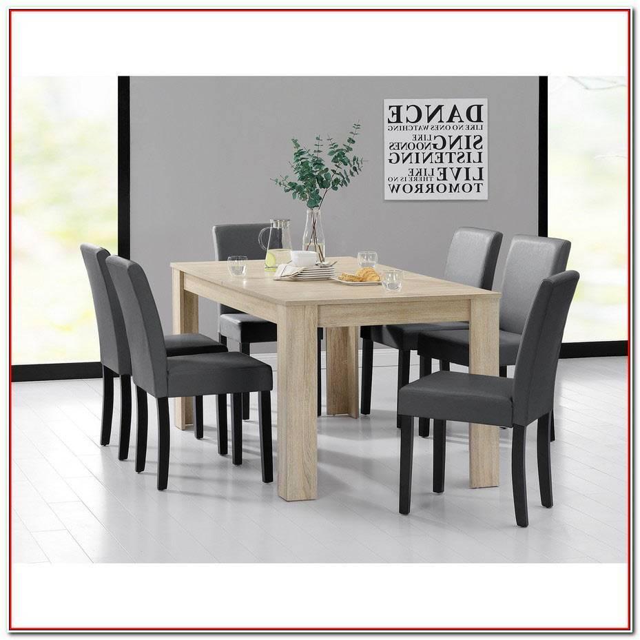 Chaise Pour Table En Bois