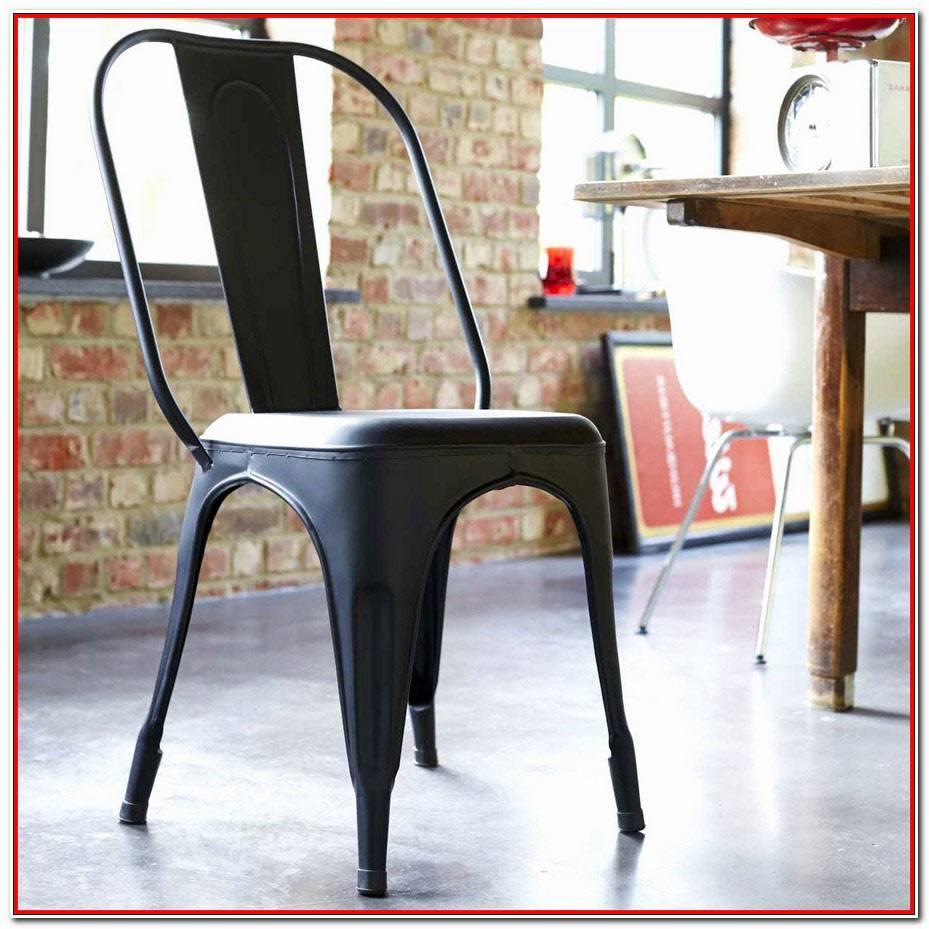 Chaise Style Industriel Pas Cher