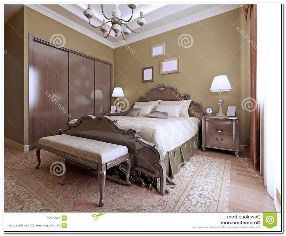 Chambre A Coucher Style Anglais