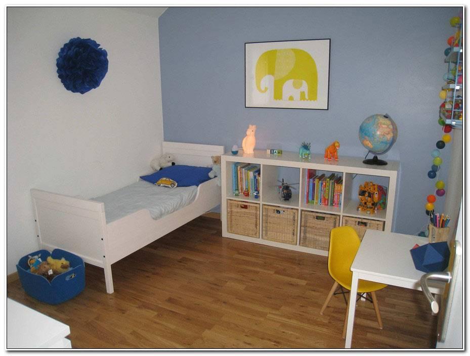 Chambre Ado Bleu Et Jaune