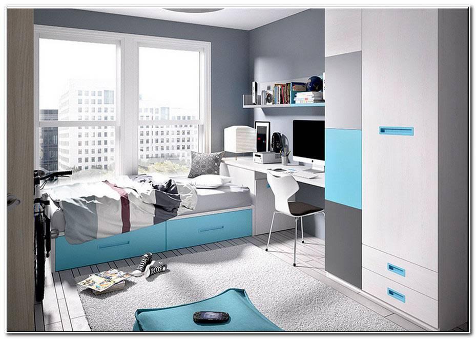 Chambre Ado Bleu Fille