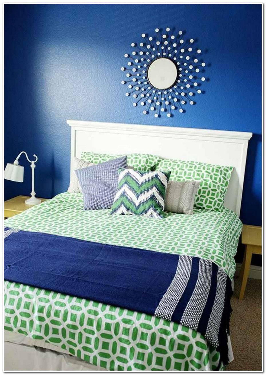Chambre Ado Bleu Vert