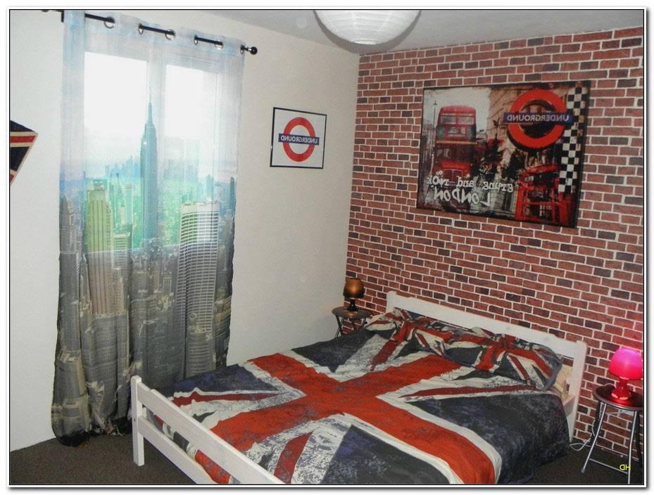Chambre Ado Deco Londres