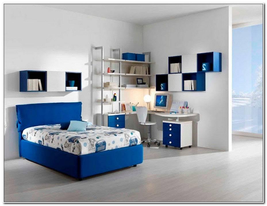 Chambre Ado Fille Bleu